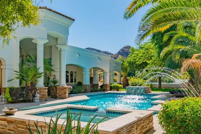 5430 E Via Buena Vista, Paradise Valley, AZ 85253 (MLS #6155918) :: Yost Realty Group at RE/MAX Casa Grande
