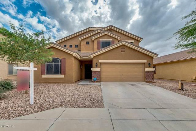 23947 W Hidalgo Avenue, Buckeye, AZ 85326 (MLS #6155989) :: TIBBS Realty