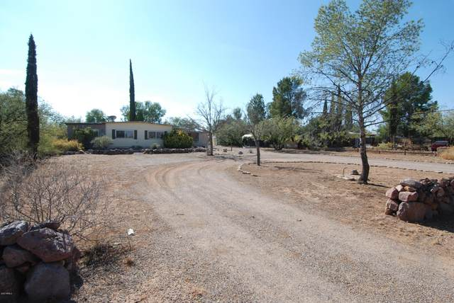 154 E Camino De Tundra, Huachuca City, AZ 85616 (MLS #6156101) :: Service First Realty