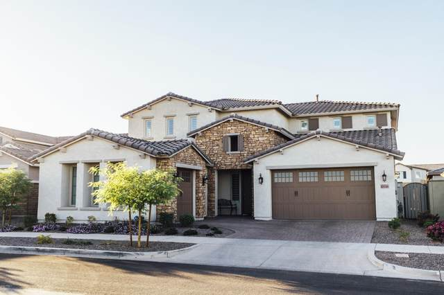 10048 E Satellite Drive, Mesa, AZ 85212 (MLS #6156253) :: The Riddle Group