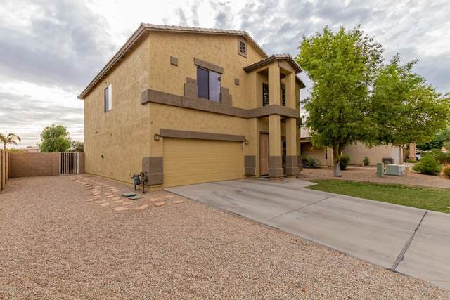 413 E Shawnee Road, San Tan Valley, AZ 85143 (MLS #6156431) :: John Hogen | Realty ONE Group
