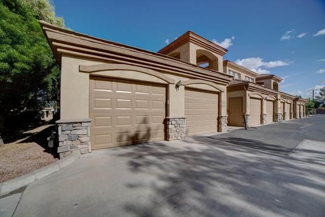 4200 N 82ND Street #1013, Scottsdale, AZ 85251 (MLS #6156432) :: Brett Tanner Home Selling Team