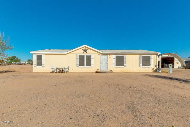 670 E 26TH Avenue, Apache Junction, AZ 85119 (MLS #6156445) :: Brett Tanner Home Selling Team