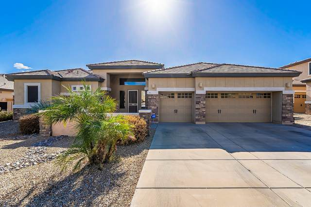 15421 W Minnezona Avenue, Goodyear, AZ 85395 (MLS #6156703) :: Arizona Home Group