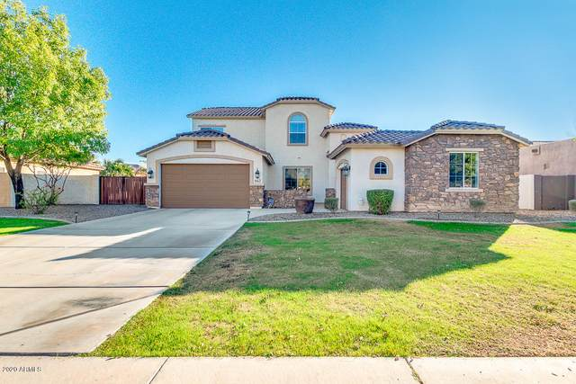 943 E Elmwood Place, Chandler, AZ 85249 (MLS #6156718) :: Long Realty West Valley