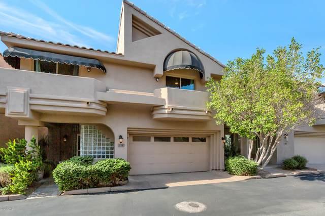 7240 N Dreamy Draw Drive #110, Phoenix, AZ 85020 (MLS #6156813) :: Brett Tanner Home Selling Team