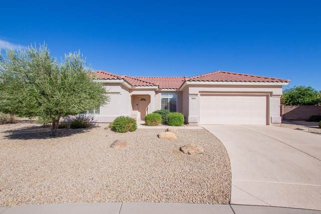 21835 N Maya Court, Sun City West, AZ 85375 (MLS #6157033) :: Brett Tanner Home Selling Team