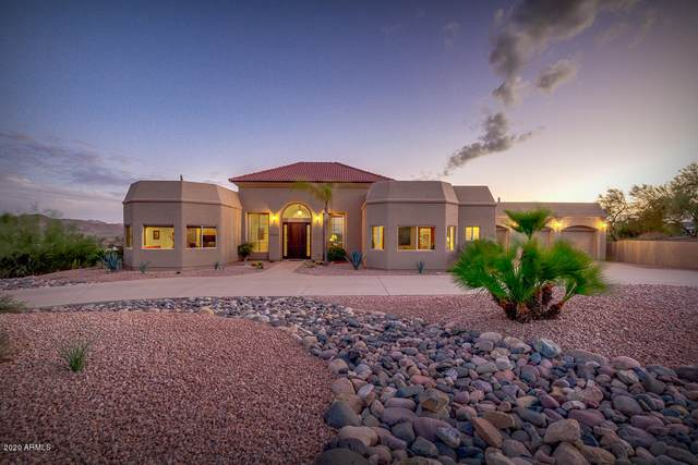 16515 E Kingstree Boulevard, Fountain Hills, AZ 85268 (MLS #6157257) :: CANAM Realty Group