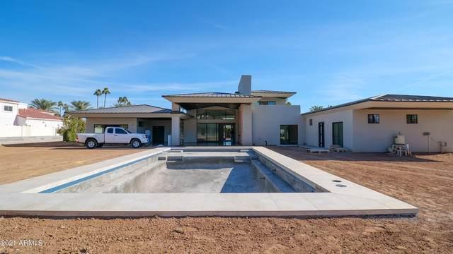 5500 N Quail Place, Paradise Valley, AZ 85253 (MLS #6157577) :: Yost Realty Group at RE/MAX Casa Grande