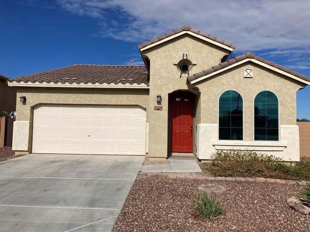 21622 N Anne Lane, Maricopa, AZ 85138 (MLS #6157683) :: TIBBS Realty