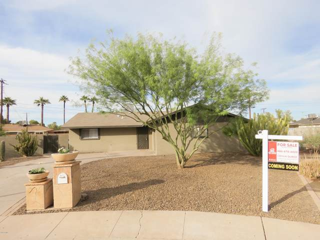 3026 N 46TH Avenue, Phoenix, AZ 85031 (MLS #6157896) :: Brett Tanner Home Selling Team