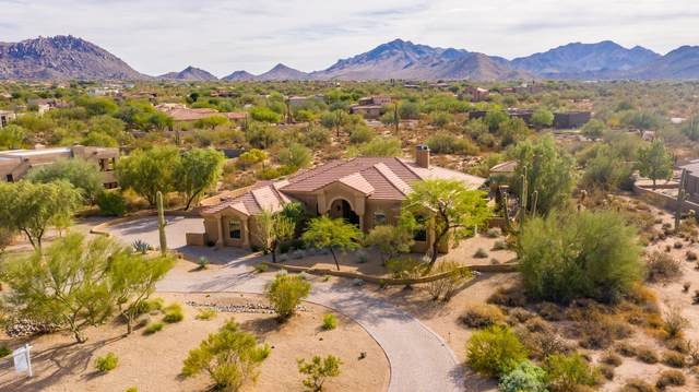 9075 E Hackamore Drive, Scottsdale, AZ 85255 (MLS #6157967) :: The Everest Team at eXp Realty