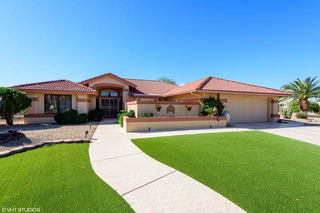 13623 W Gemstone Drive, Sun City West, AZ 85375 (MLS #6158157) :: BVO Luxury Group