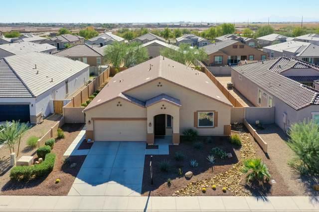 38111 W Padilla Street, Maricopa, AZ 85138 (MLS #6158398) :: Arizona Home Group
