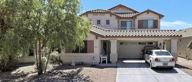 45 W Grey Stone Street, San Tan Valley, AZ 85143 (MLS #6158837) :: Arizona Home Group