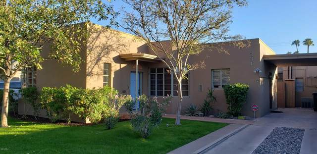 331 E Verde Lane, Phoenix, AZ 85012 (MLS #6159441) :: Brett Tanner Home Selling Team