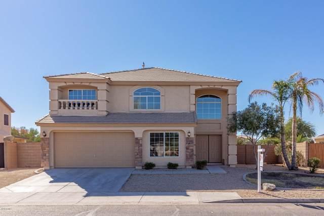 31556 N Blackfoot Drive, San Tan Valley, AZ 85143 (MLS #6160158) :: Power Realty Group Model Home Center