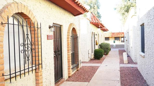 9222 N 35TH Avenue #14, Phoenix, AZ 85051 (MLS #6160183) :: Keller Williams Realty Phoenix