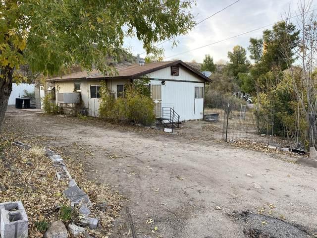 6022 S Obscure Way, Miami, AZ 85539 (MLS #6160388) :: The Daniel Montez Real Estate Group