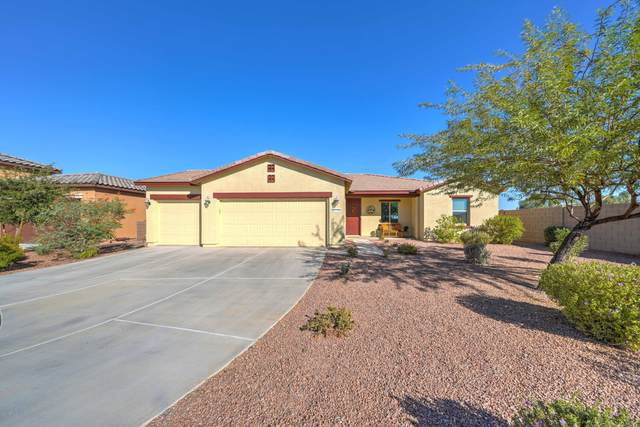 41536 W Solstice Court, Maricopa, AZ 85138 (MLS #6160453) :: Lifestyle Partners Team