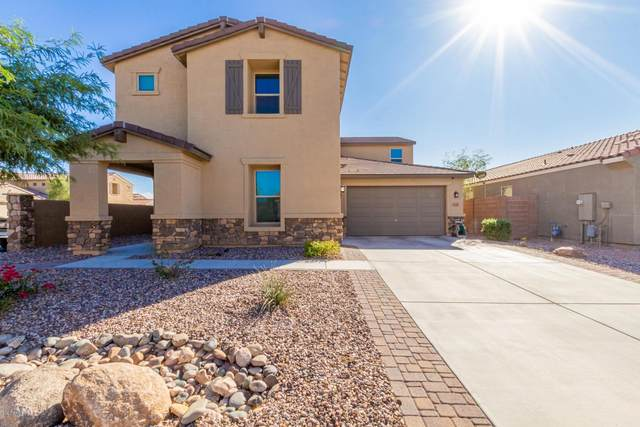 1013 W Blue Ridge Drive, San Tan Valley, AZ 85140 (MLS #6160504) :: Midland Real Estate Alliance
