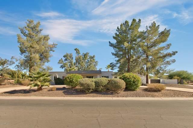 11417 N Miller Road, Scottsdale, AZ 85260 (MLS #6160621) :: The Laughton Team