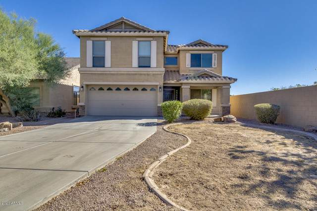 35755 N Mirandesa Drive, San Tan Valley, AZ 85143 (MLS #6160640) :: Lifestyle Partners Team
