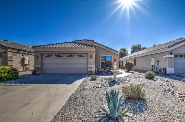 1357 E Bradstock Way, San Tan Valley, AZ 85140 (MLS #6160781) :: The Laughton Team