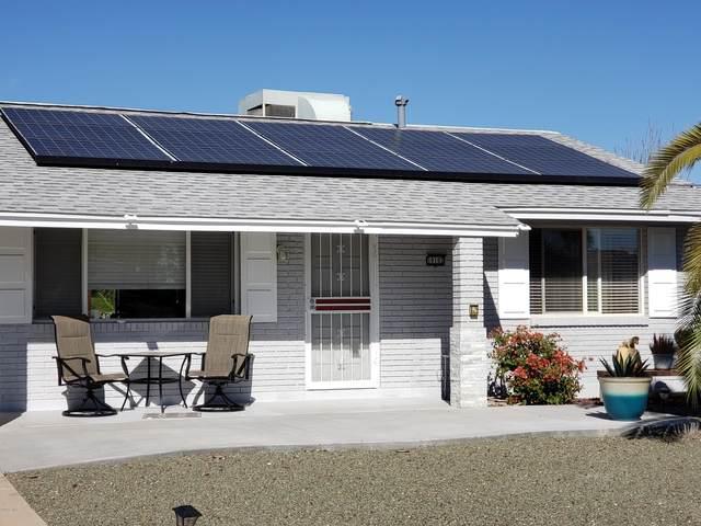 10102 W Cheryl Drive, Sun City, AZ 85351 (MLS #6160815) :: John Hogen | Realty ONE Group