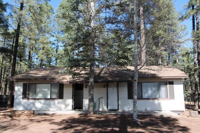 1482 A S Sharon Drive, Pinetop-Lakeside, AZ 85929 (MLS #6160830) :: Yost Realty Group at RE/MAX Casa Grande