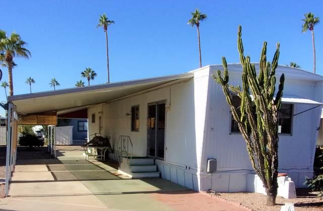 7807 E Main Street A-17, Mesa, AZ 85207 (MLS #6160949) :: Walters Realty Group
