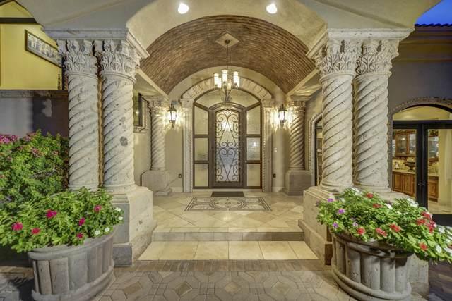 7024 N Longlook Road, Paradise Valley, AZ 85253 (MLS #6161111) :: The Daniel Montez Real Estate Group