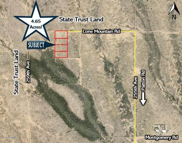 257XX W Lone Mountain Road, Wittmann, AZ 85361 (MLS #6161253) :: Brett Tanner Home Selling Team