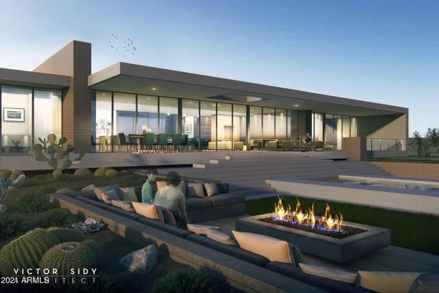10322 E Celestial Drive E #401, Scottsdale, AZ 85262 (MLS #6161257) :: Yost Realty Group at RE/MAX Casa Grande