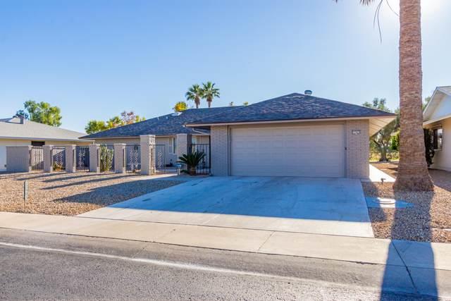 12903 W Galaxy Drive, Sun City West, AZ 85375 (MLS #6161299) :: Brett Tanner Home Selling Team