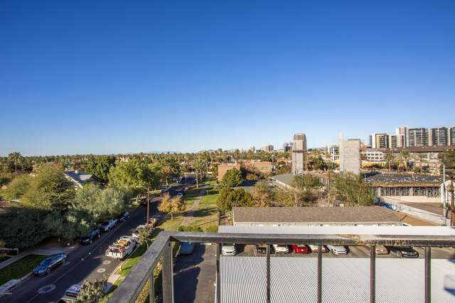 805 N 4TH Avenue #501, Phoenix, AZ 85003 (MLS #6161352) :: Maison DeBlanc Real Estate