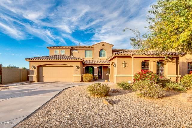 15342 W Turney Avenue, Goodyear, AZ 85395 (MLS #6161767) :: Brett Tanner Home Selling Team
