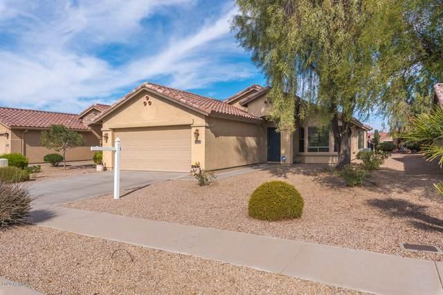 2592 E Santa Maria Drive, Casa Grande, AZ 85194 (MLS #6162274) :: Lucido Agency