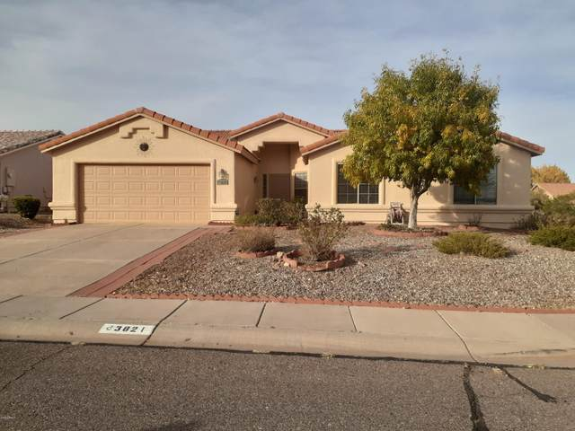 3821 Via Del Trinidad, Sierra Vista, AZ 85650 (MLS #6162507) :: Lifestyle Partners Team
