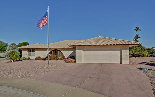 12438 W Firebird Drive, Sun City West, AZ 85375 (MLS #6162759) :: John Hogen | Realty ONE Group