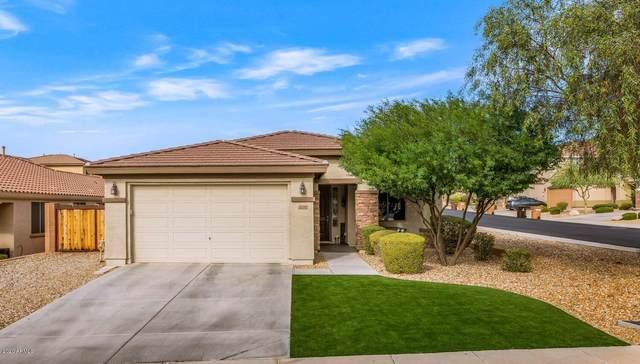 7106 W Red Hawk Drive, Peoria, AZ 85383 (MLS #6162856) :: Midland Real Estate Alliance