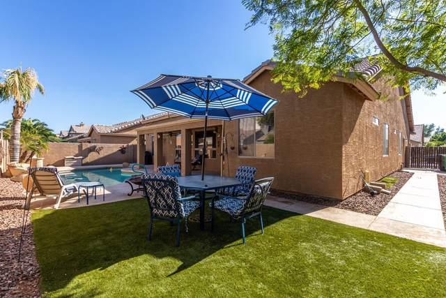 6922 E Mirabel Avenue, Mesa, AZ 85209 (MLS #6162859) :: Brett Tanner Home Selling Team