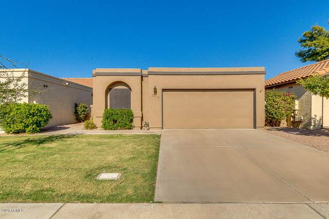 2214 E Farmdale Avenue, Mesa, AZ 85204 (MLS #6162903) :: Brett Tanner Home Selling Team