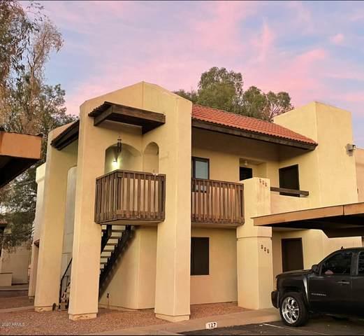 2201 W Union Hills Drive #227, Phoenix, AZ 85027 (MLS #6162935) :: Walters Realty Group