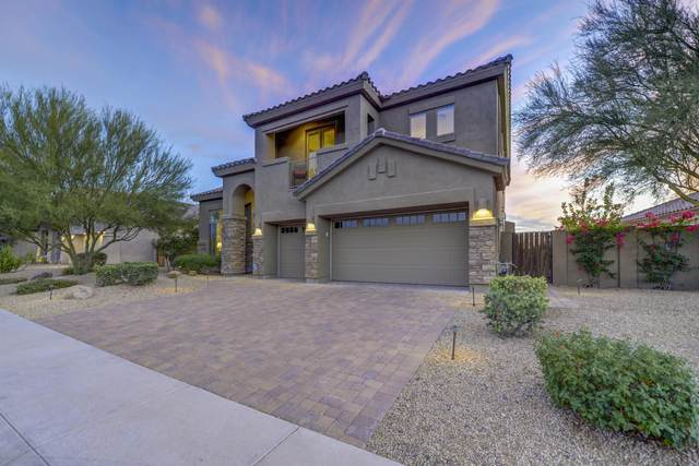 5611 E White Pine Drive, Cave Creek, AZ 85331 (MLS #6162951) :: My Home Group