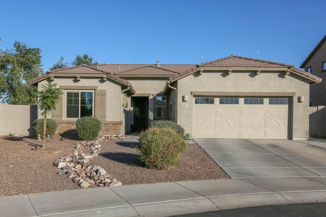 4827 S Mcminn Court, Gilbert, AZ 85298 (MLS #6162961) :: Long Realty West Valley