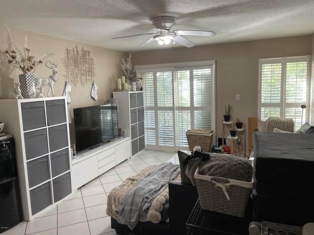 3828 N 32ND Street #202, Phoenix, AZ 85018 (MLS #6162966) :: Walters Realty Group