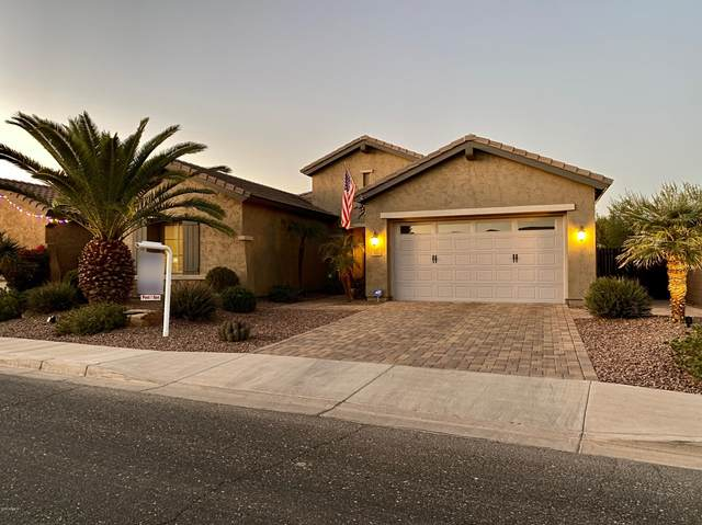 610 W Yellowstone Way, Chandler, AZ 85248 (MLS #6162992) :: The Laughton Team