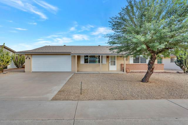 10939 W Tropicana Circle, Sun City, AZ 85351 (MLS #6163237) :: The Daniel Montez Real Estate Group