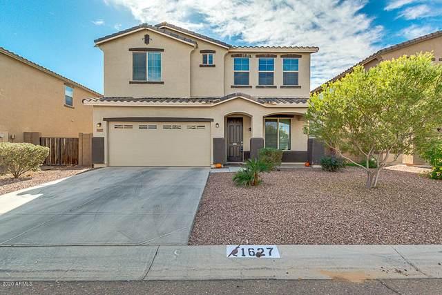 1627 W Desert Spring Way, San Tan Valley, AZ 85142 (MLS #6163548) :: D & R Realty LLC